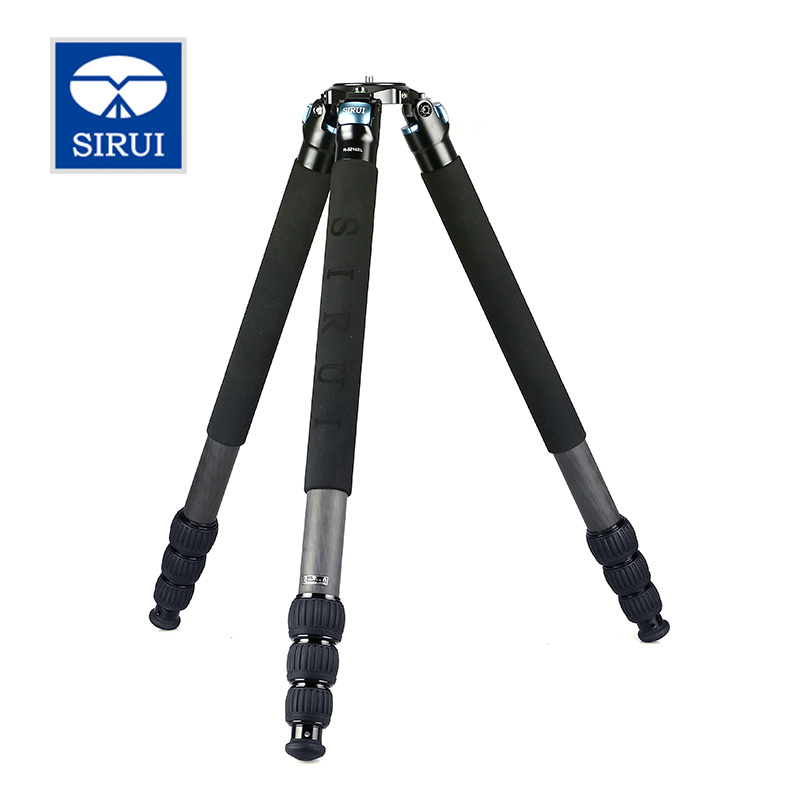 Sirui r5214xl tripod carbon fiber professional digital SLR camera large tripod