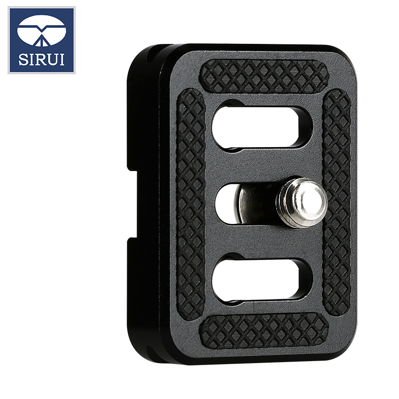 Siri tyc10 tripod camera pan tilt quick mount board is suitable for micro single telephoto digital camera