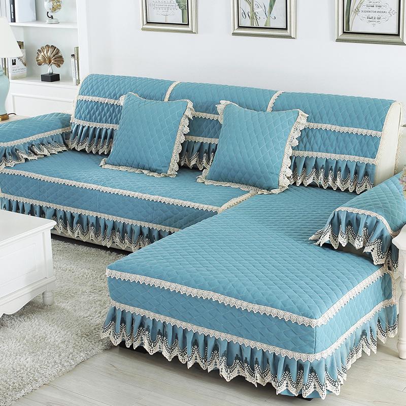 沙发垫四季布艺欧式防滑皮沙发全包满40.00元可用20元优惠券