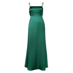 RETURNSELF slip dress晚礼服长款气质性感连衣裙女高档宴会 高贵