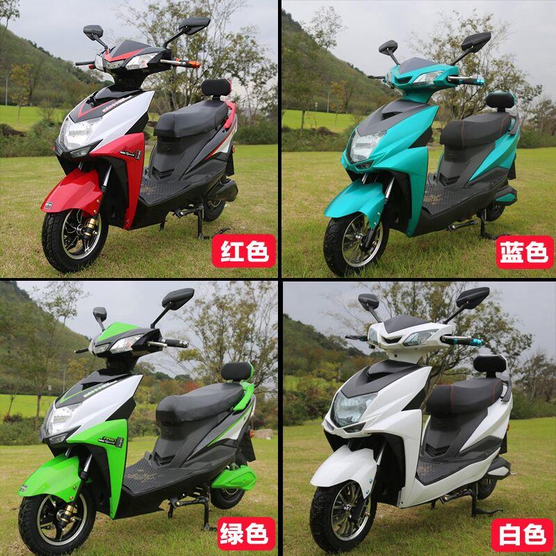 Vélo électrique 60V 12 pouces - Ref 2386233 Image 2