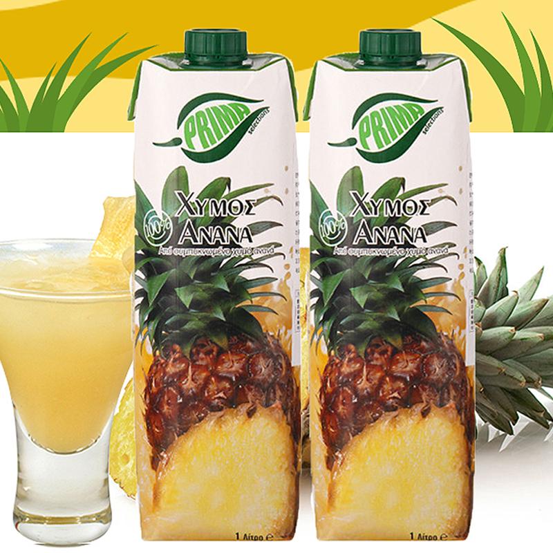 塞浦路斯进口浦瑞曼普瑞达菠萝汁