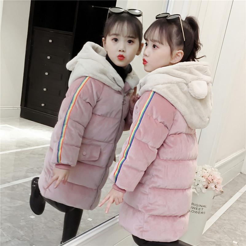 加厚儿童棉衣