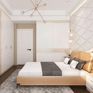 定金 欧派现代衣柜北欧风卧室衣帽间收纳柜子整体家具卡米诺住宅