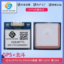 G28U8FTTL GPS北斗双模卫星定位导航器替换NEO-M8N  gps信号增强图片