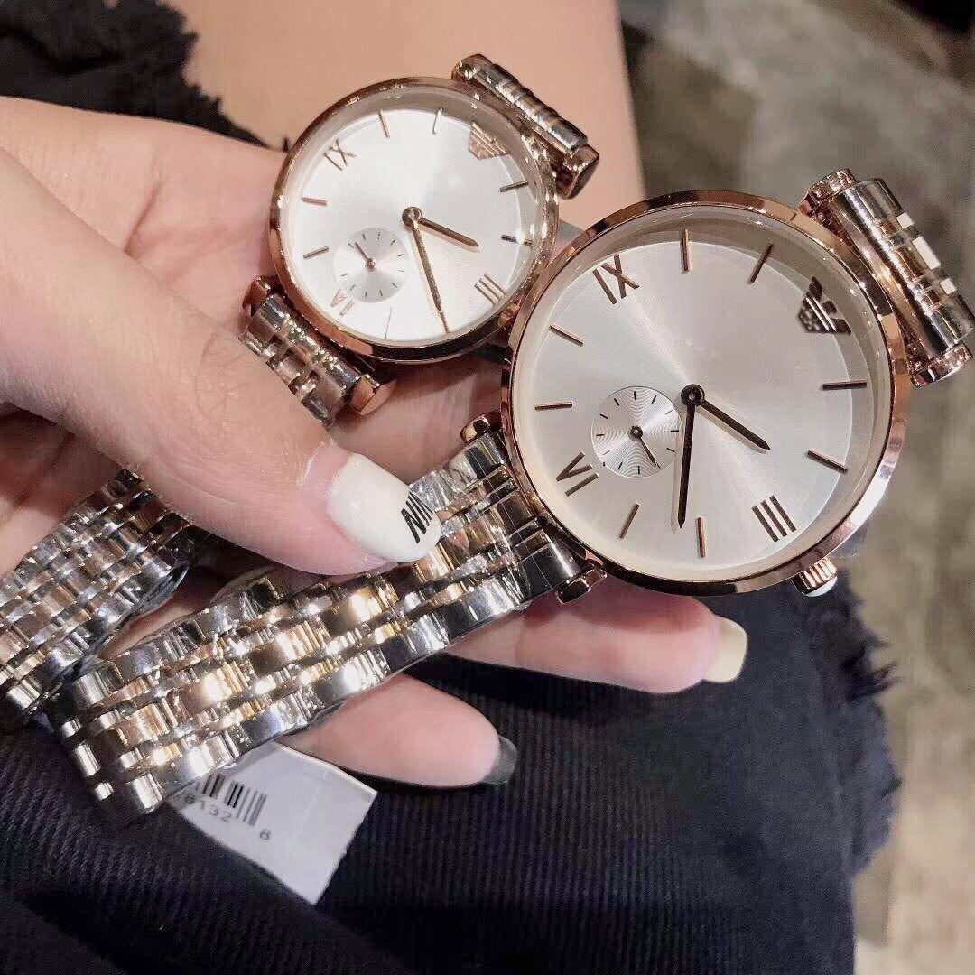2021新型の女子学生は満天の星のファッションの小さい清新な腕時計の男子の防水が簡単です。