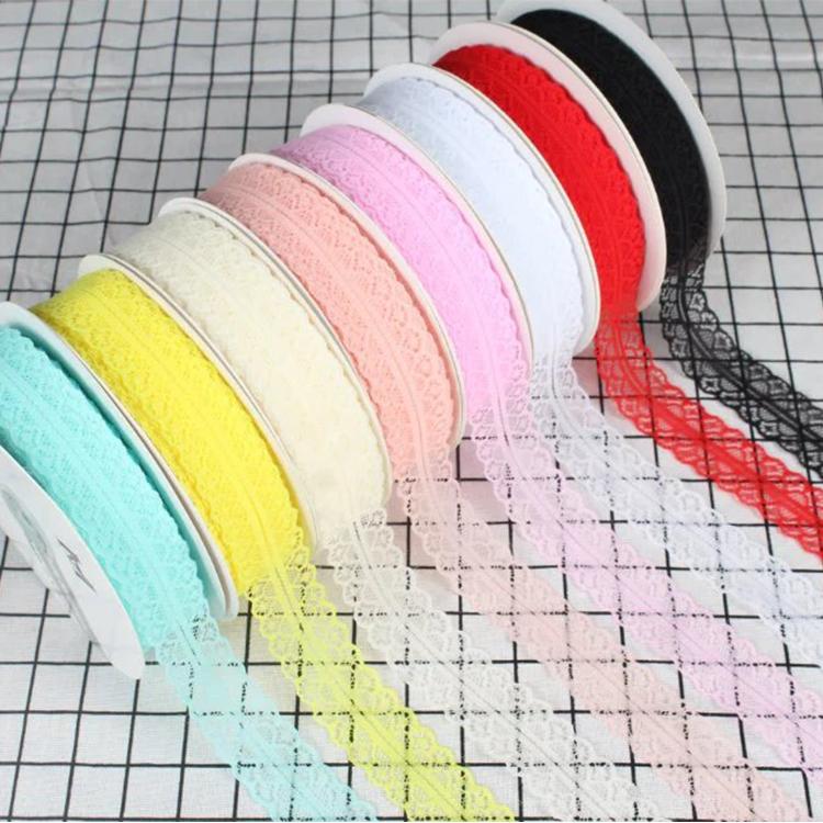 3公分蕾丝彩带鲜花包装材料彩带丝带绑带鲜花花束绑带程静资材