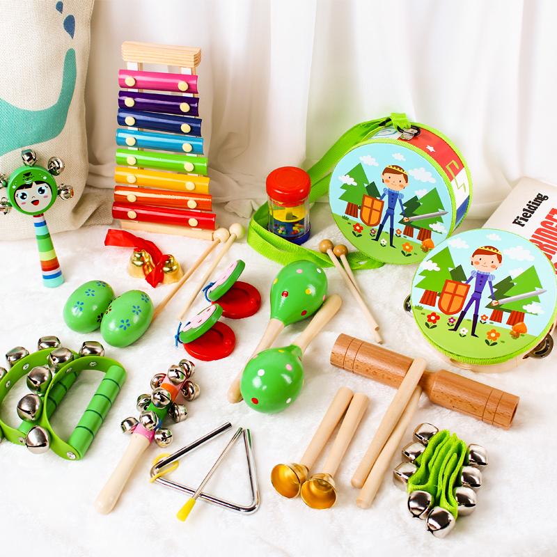 Наборы музыкальных инструментов для детей Артикул 612798724673