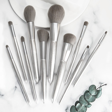Powder brush, makeup brush set, complete set of beginners brush brush net red super soft soft professional eye shadow brush.