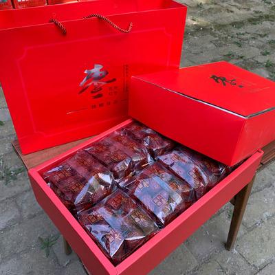 新疆特产大枣特若羌红枣若羌灰枣4斤礼盒装送礼品包邮孕妇零食
