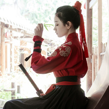 Return to the original authentic Hanfu of Mingyao in the Han and Tang Dynasties
