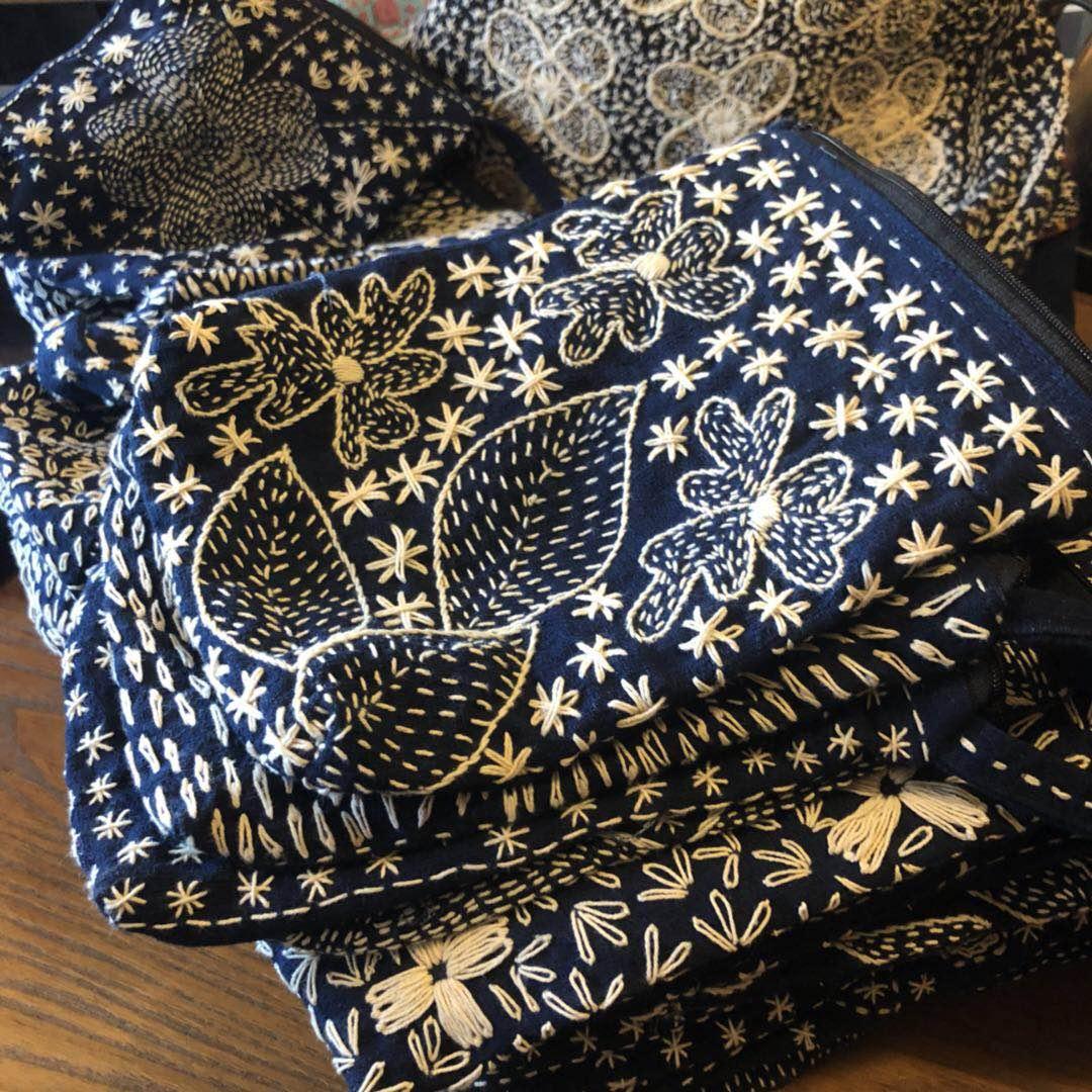 满6元可用5元优惠券【艾寒泰国】自留 好搭的泰国手工刺子绣 重工系列小包 斜跨包