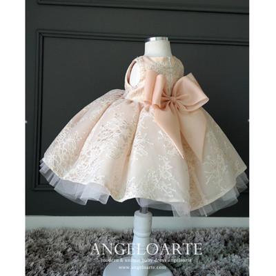 女童公主儿童装蓬蓬纱裙子夏装5生日1周岁2礼服3小童4夏季0女宝宝