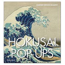 现货 原版 葛饰北斋浮世绘画册画集 立体书 进口原版 Hokusai Pop-Ups葛饰北斋立体书 浮士绘艺术绘画大师作品画集画册北斋立体书