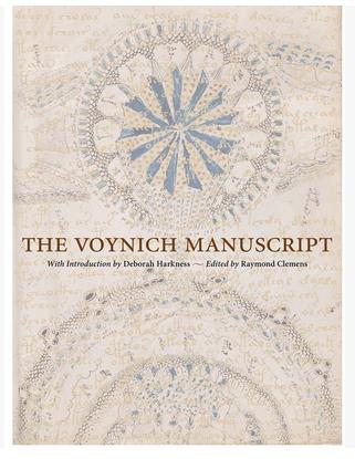 现货英文原版 15-16世纪神秘天书The Voynich Manuscript伏尼契手稿 Codex神秘天书天体奇形怪状植物手绘手稿耶鲁大学馆藏天书