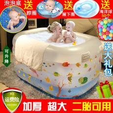 Детский надувной бассейн Poise Ming children's