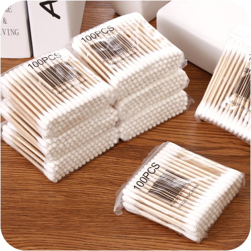居家卫生化妆棉棒棉签创意家居生活韩国日用品实用百货懒人小商品
