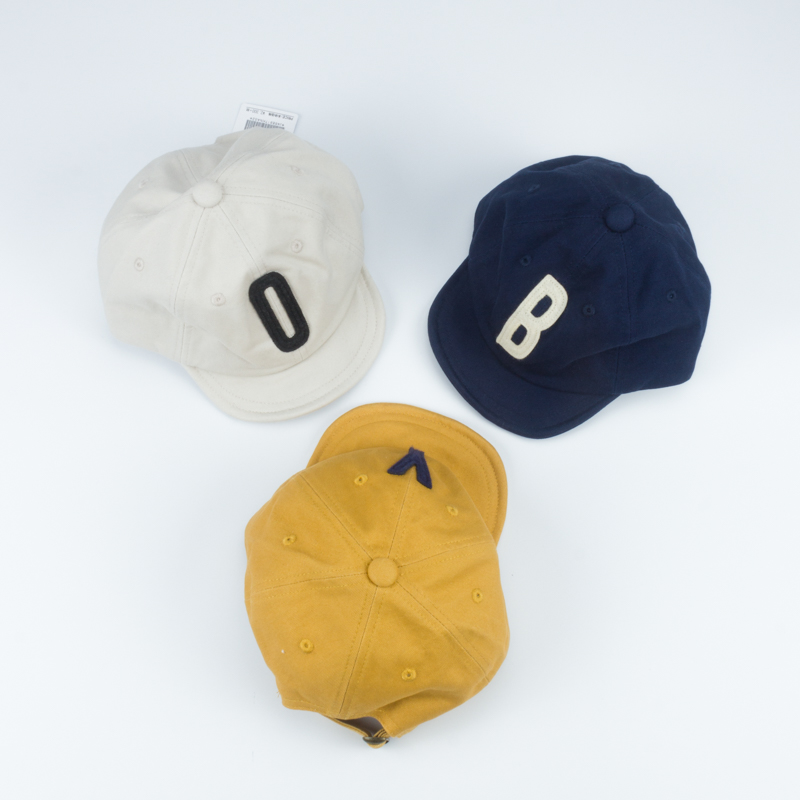 宝宝帽子秋冬男童1婴儿2棒球帽3潮女童冬季儿童鸭舌帽遮阳春秋-岁