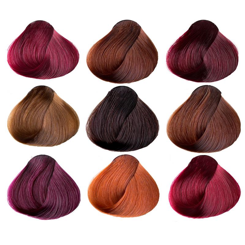 五贝子染发膏植物天然染发剂自然黑纯彩色酒红栗棕葡萄紫枣红亚麻热销2616件正品保证