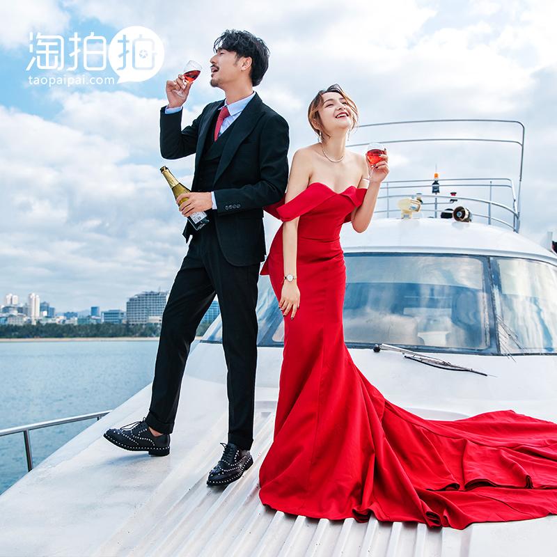 淘拍拍三亚婚纱摄影厦门丽江大理苏州婚纱照拍摄普吉岛旅拍