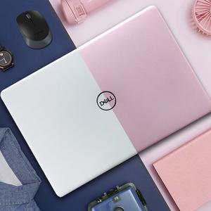 领20元券购买Dell/戴尔灵越 5370八代i5笔记本电脑超轻薄便携学生商务办公手提2019适合女生款粉色超薄13.3英寸全新超级本