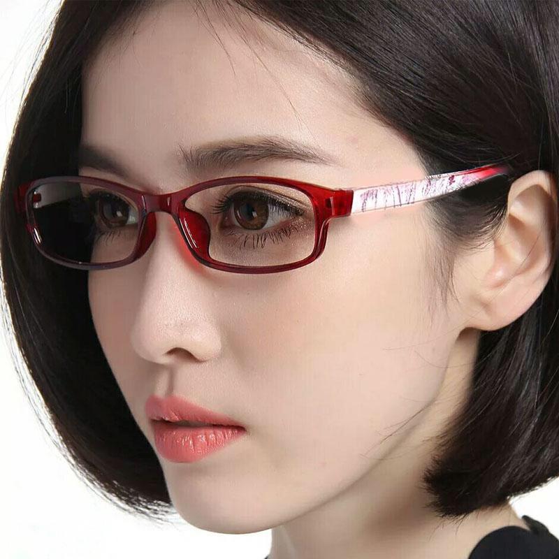 超轻老花镜女防疲劳时尚优雅舒适100/150/200度树脂老光老花眼镜