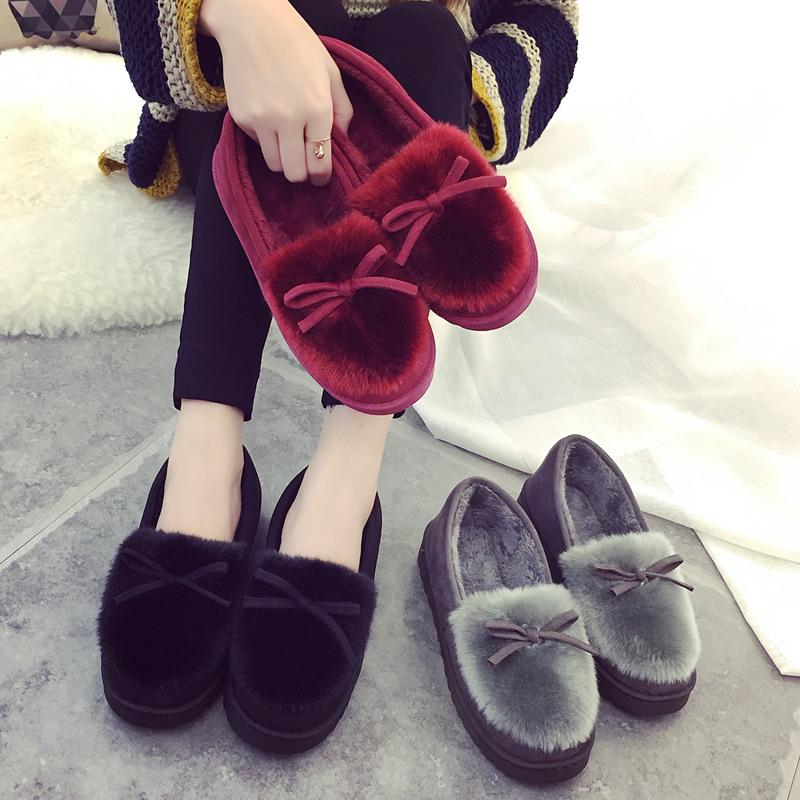 冬天棉拖鞋可爱棉拖秋冬季室内包跟厚底家居防滑拖鞋