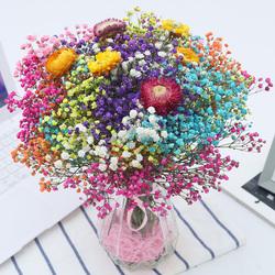 云南满天星干花天然风干真花客厅装饰花束大束家居摆设摆件干花束