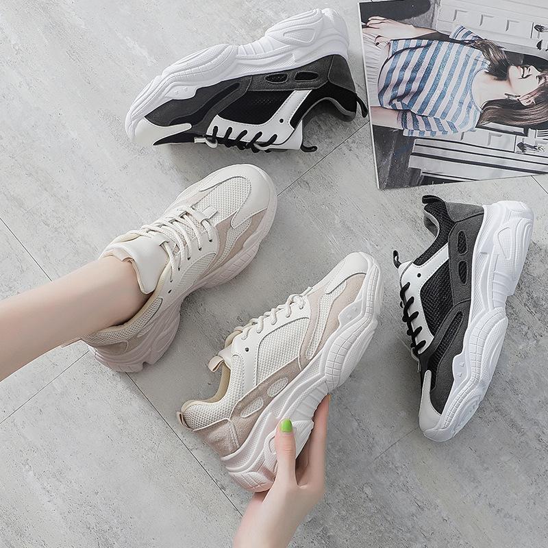 小白鞋子女鞋2019秋季新款百搭板鞋休闲潮鞋夏款学生运动秋款秋鞋