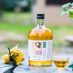 盛世美颜 日本进口宫下梦二早春梅子酒720ml果酒甜酒低度酒女士酒