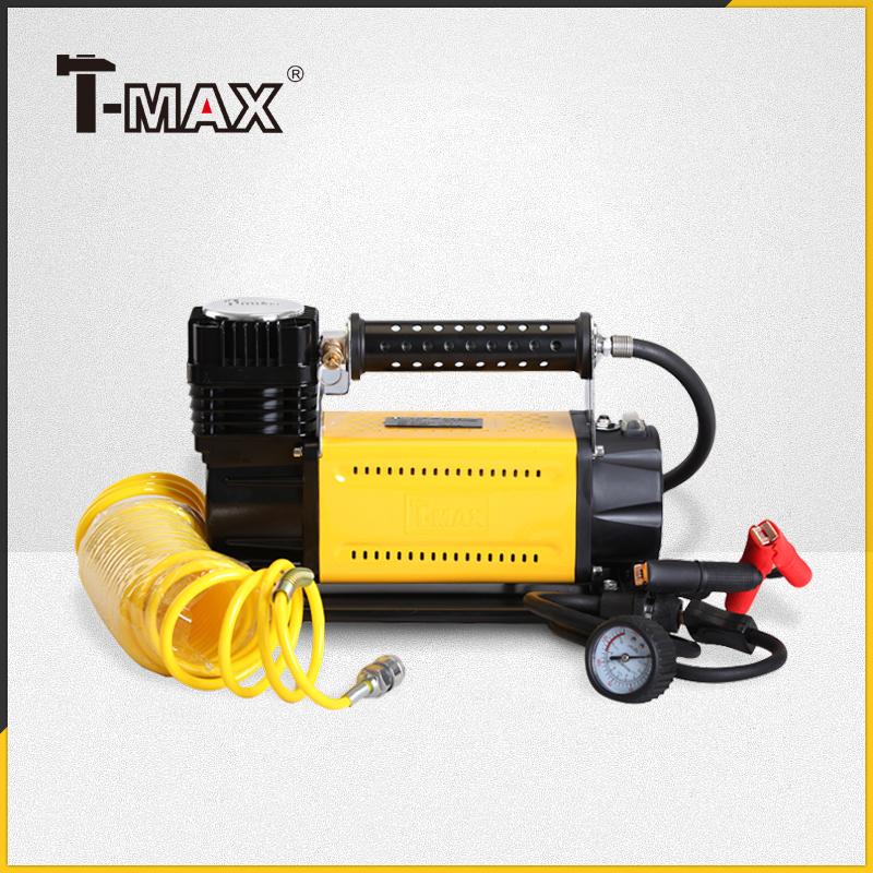 tmax气泵suv越野车汽车用车载充气泵大功率t-max12v车用打气泵