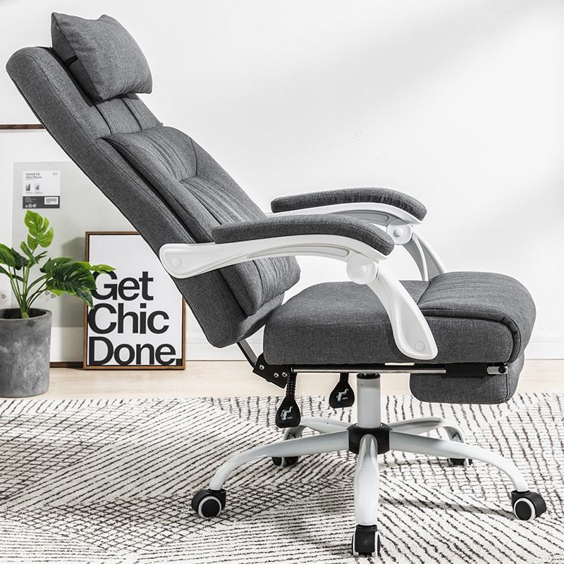八九间电脑椅家用老板椅躺椅办公椅子转电竞舒适久坐书桌商务人体419.00元包邮