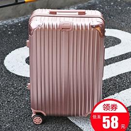 拉杆箱24旅行密码皮箱子万向轮20寸小型学生男网红女潮行李箱ins图片