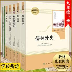 九年级下册阅读儒林外史课外书籍