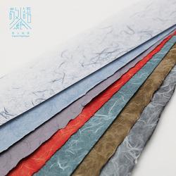 敬人纸语浅草纸手工diy日式礼品包装纸书籍印刷毕业设计和风纸