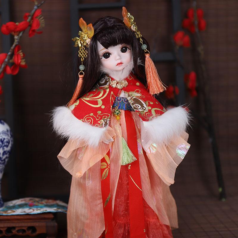 东方韵古装娃社