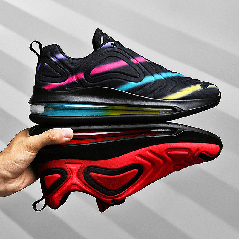 新李宁airmax97版270鞋720男飞电欧文5枫叶限量版agbn022珀之心鞋