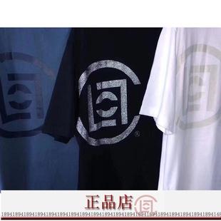【现货】CLOT 口袋背后大logo 短袖T恤 陈冠希潮牌上衣男女款