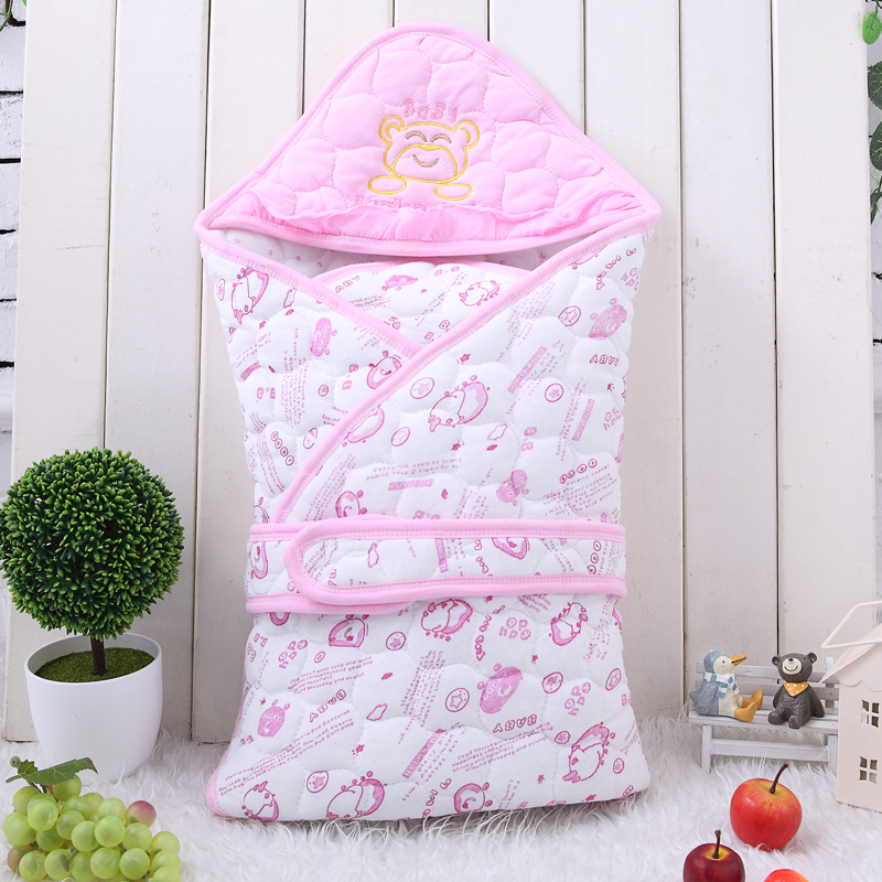 Newborn blanket pure cotton baby blanket summer thin baby blanket spring and autumn baby blanket baby products