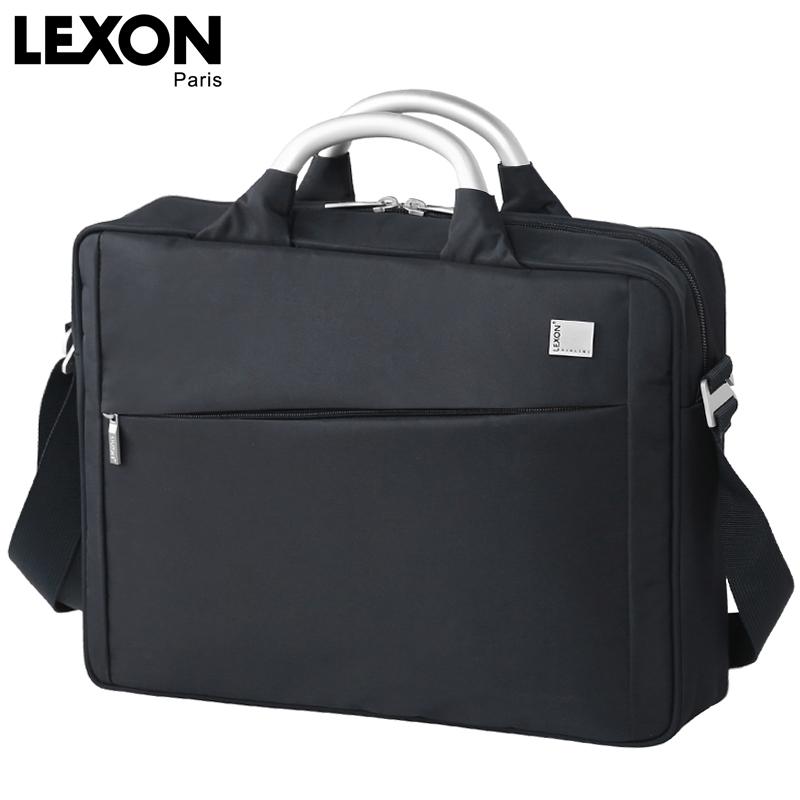 French Lexon Laptop Briefcase 14 inch computer case business mens business Laptop Case