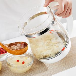 苏泊尔家用玻璃电煮茶壶加厚养生壶