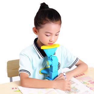 儿童视力保护器小学生预 防近视坐姿矫正器纠正写字姿势仪架护眼架 防小孩低头坐姿提醒器正姿爱眼矫正视力器