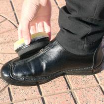 3盒装擦鞋神器黑色无色保养油鞋油真皮护理男女通用皮鞋清洁套装