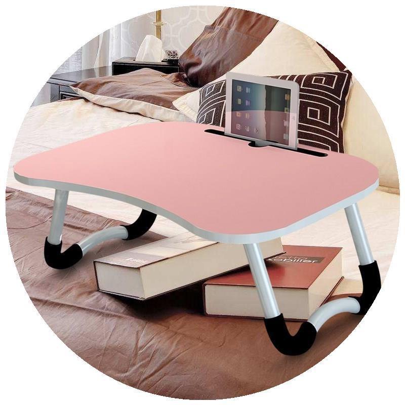 可折叠床上书桌笔记本电脑桌吃饭桌学生写字小桌子儿童餐桌