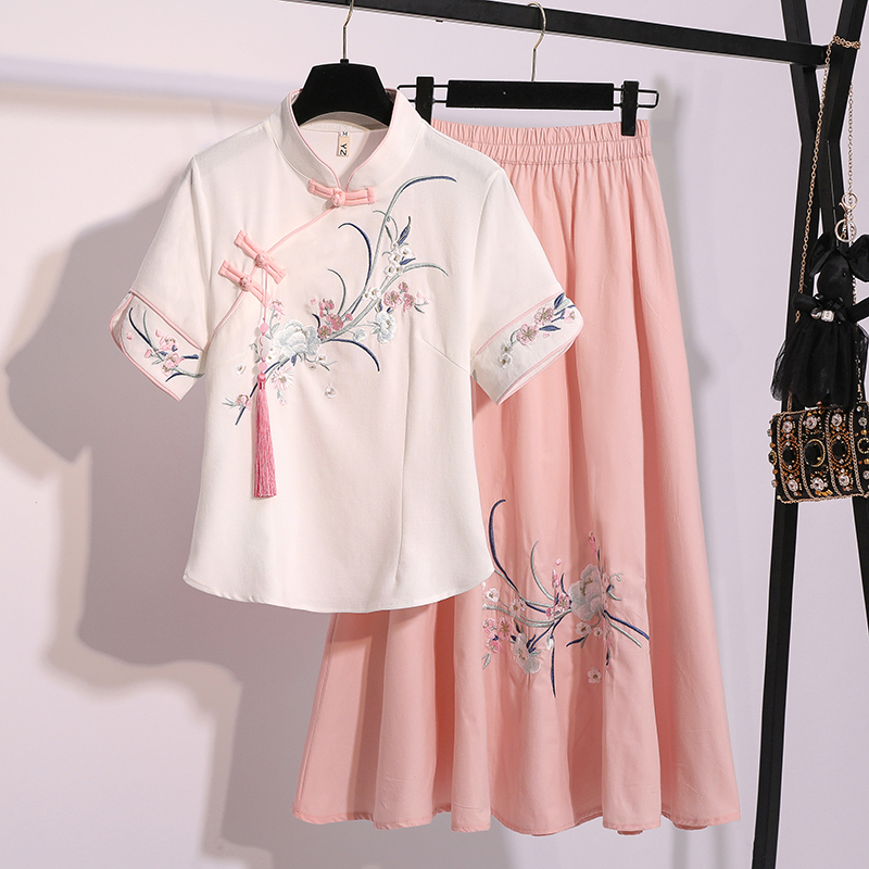 12月01日最新优惠民国风女装改良女中国风汉元素汉服