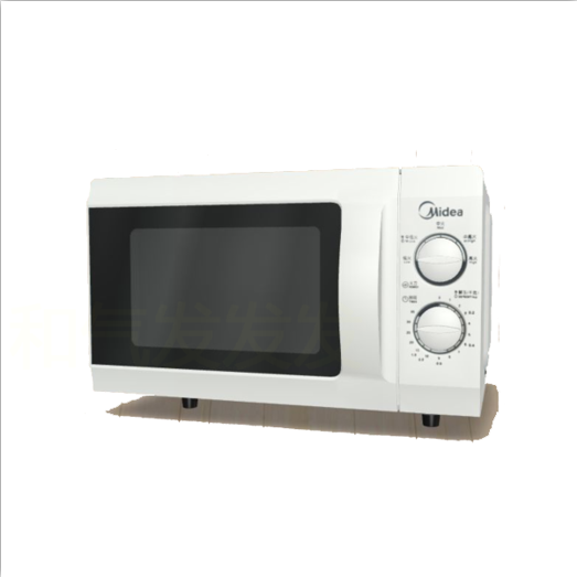 Genuine Midea / Midea m1-l213c / 202b microwave oven household intelligent 21l flat turntable fully automatic