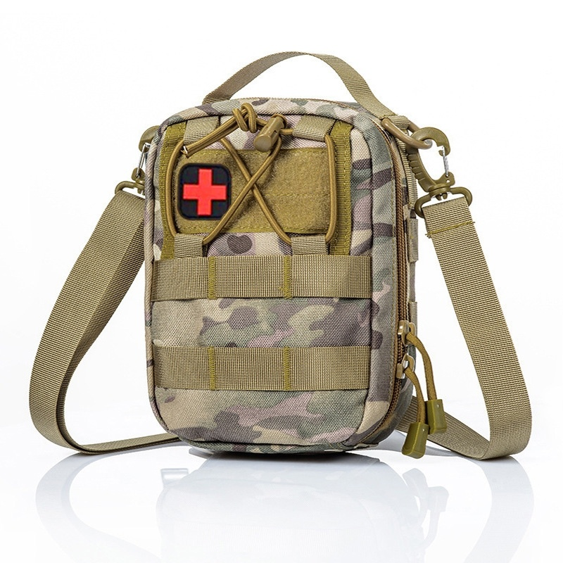 First aid kit portable home survival labor protection private car medical kit summer large capacity car supplies