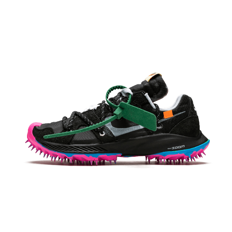 Nike Zoom Terra Kiger 5 x OFF-WHITE OW聯名跑鞋- CD8179 001