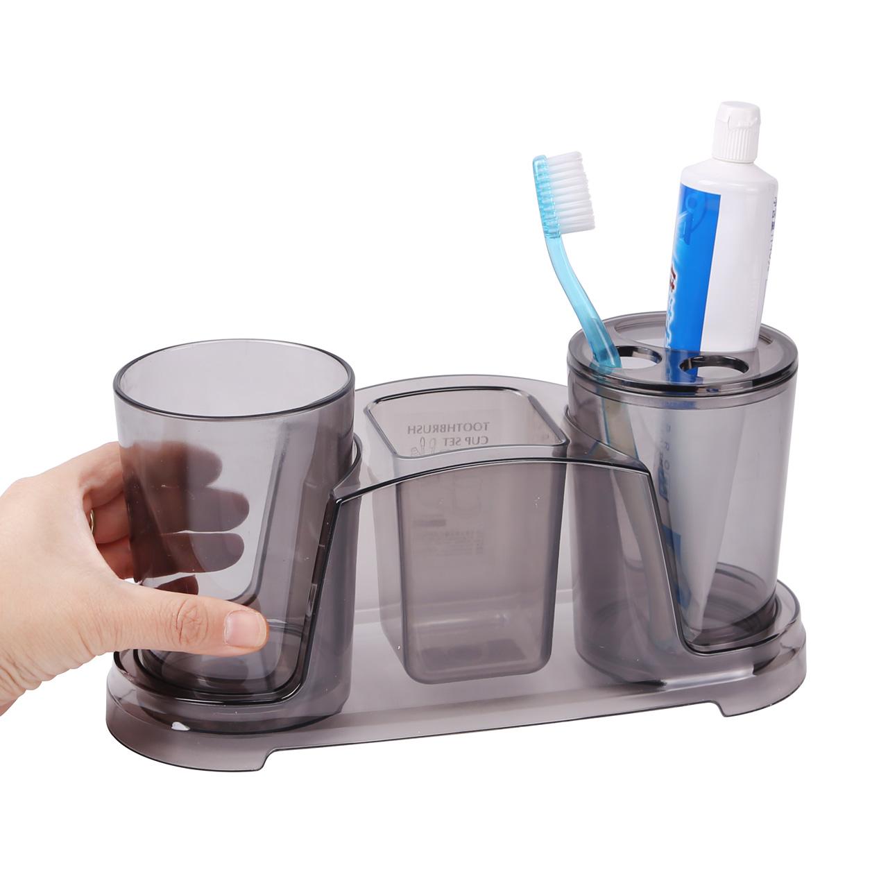 创意三口之家牙刷架怎么样好吗