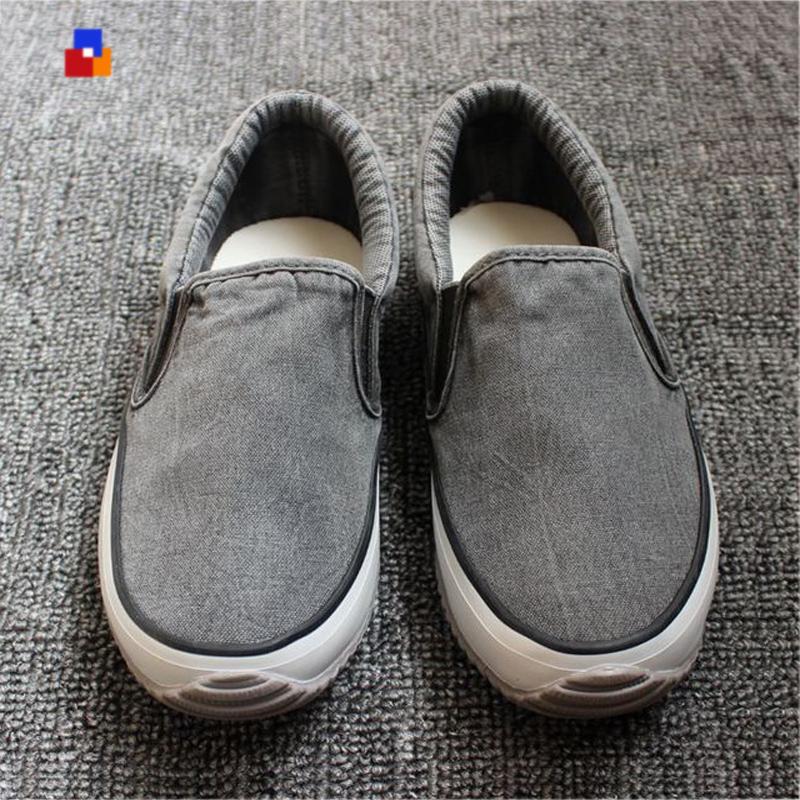 一脚蹬懒人鞋男